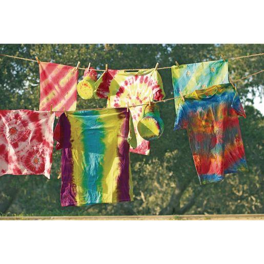 One Step Spray Dye Kit, 7 Colors