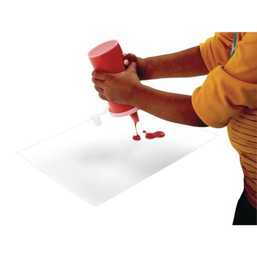 12 oz. Paint Dispenser with Lid Set of 12
