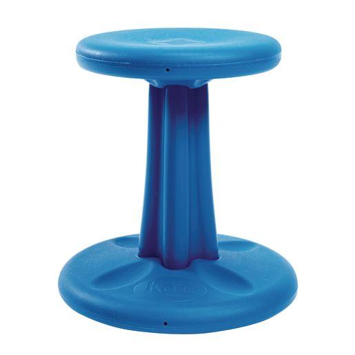 "Kore™ Wobble Stool 10""H Blue"
