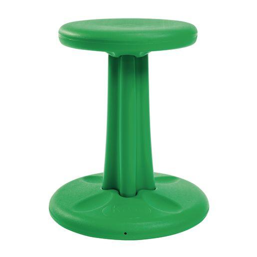 "Kore™ Wobble Stool 12""H Green"