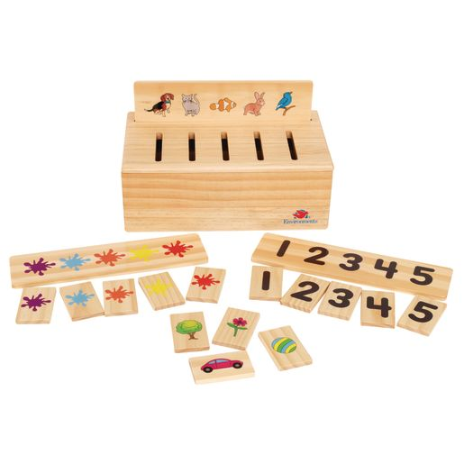 Image of Environments Early Learning Sorting Box