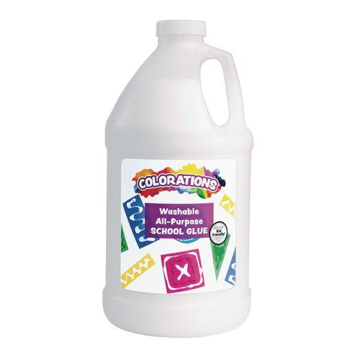 Colorations® Washable School Glue Half Gallon