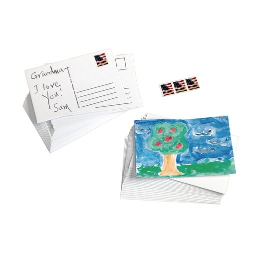 "4"" x 6"" Watercolor Postcard Paper 50 Count"