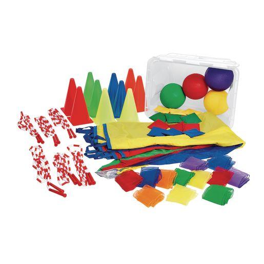 Active Essentials Pack in a Bin