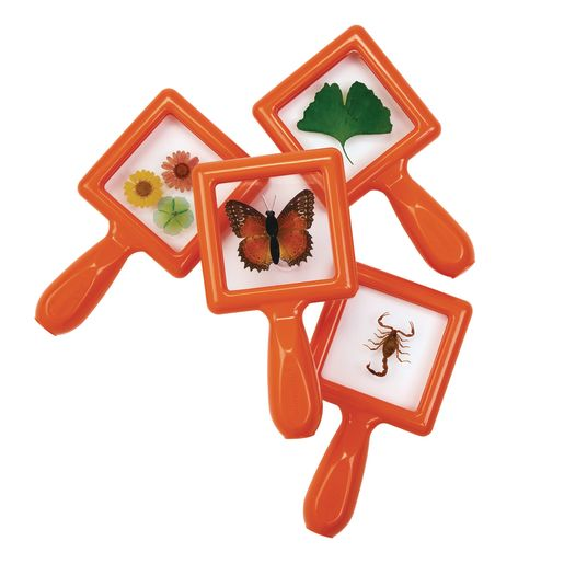 Image of Environments Toddler Specimen Viewers Set of 4