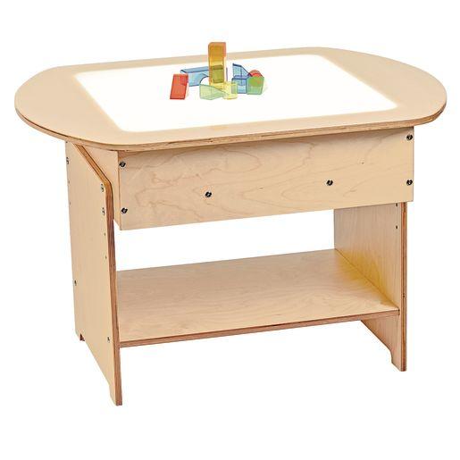 Image of MyPerfectClassroom Adjustable Height Light Table