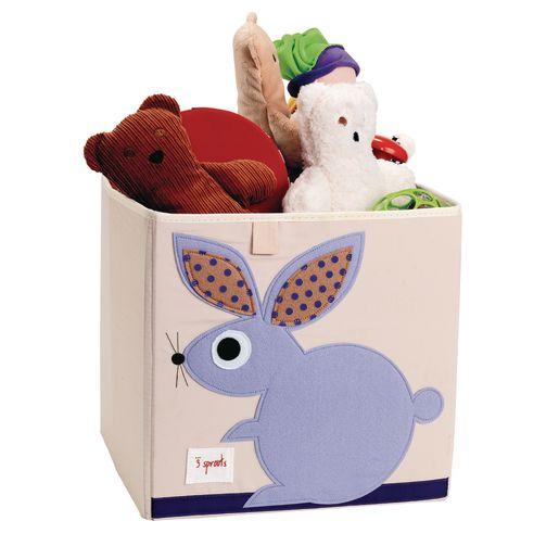Infant/Toddler Animal Storage Bin Rabbit Design