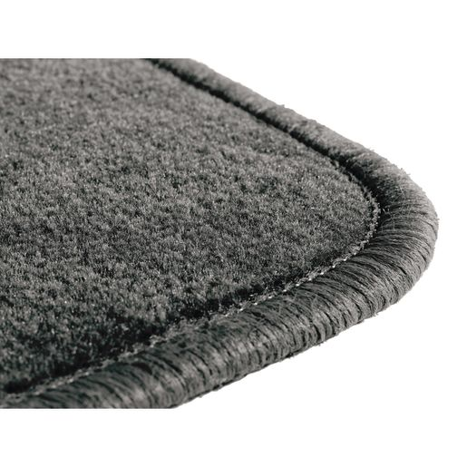 """Solid Color Carpet - Gray 5'10"""" x 8'5"""" Rectangle"""
