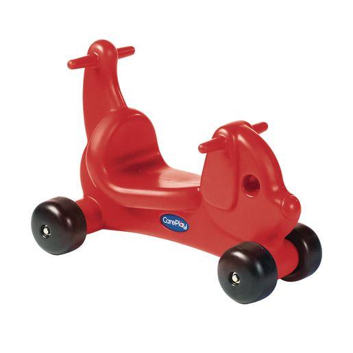Puppy Rider - Red