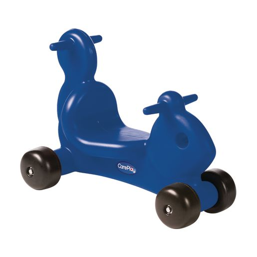 Squirrel Rider - Blue