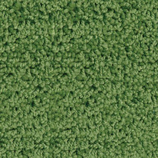 KIDply® Soft Grass Green 4' x 6' Rectangle Solid Carpet