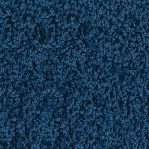"""KIDply® Soft Midnight Blue 8'4"""" x 12' Rectangle Solid Carpet"""