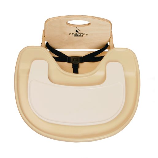 """High Chairries™ with Premium Tray - 7"""" H Seat"""