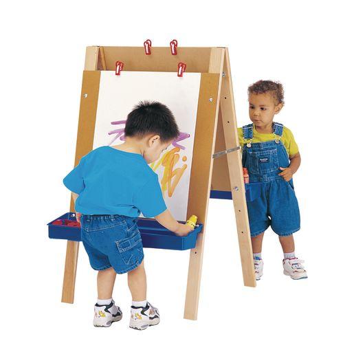 Toddler Adjustable Easel