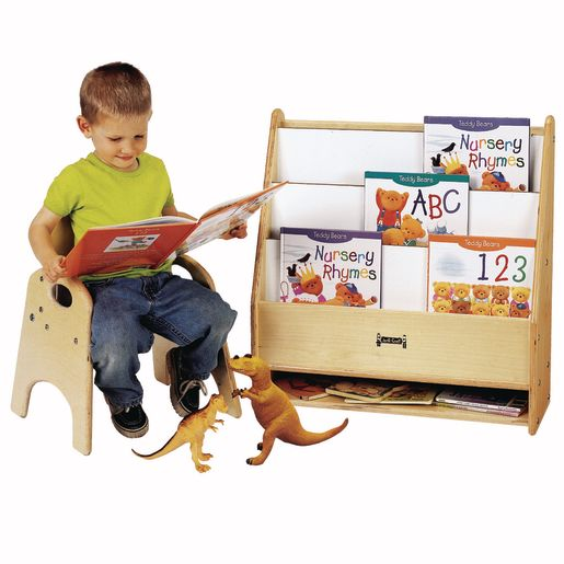 Image of Toddler Pick-a-Book Stand - 1 Sided