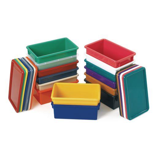 Jonti-Craft® Cubbie Trays - Berry