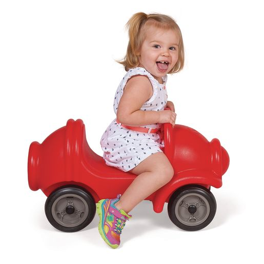 Wesco® Small People Carrier - Red