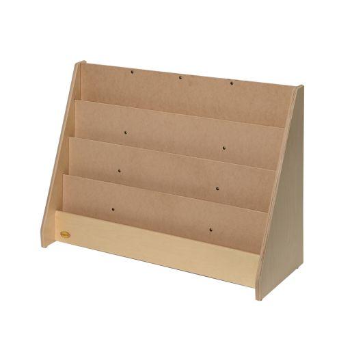 Image of Four Shelf Book Display