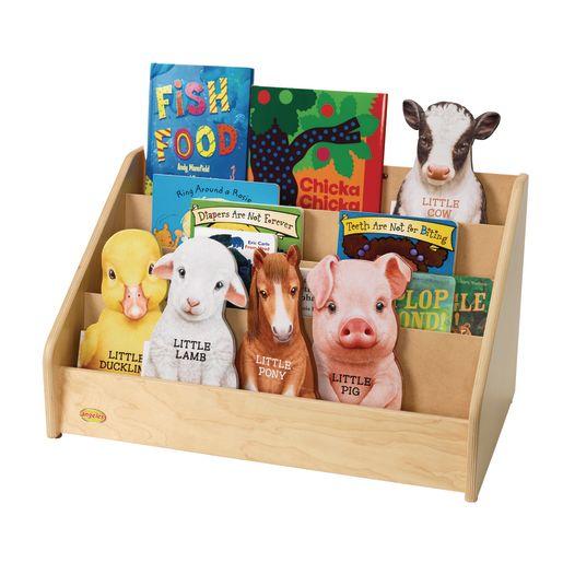 Toddler Low Book Display