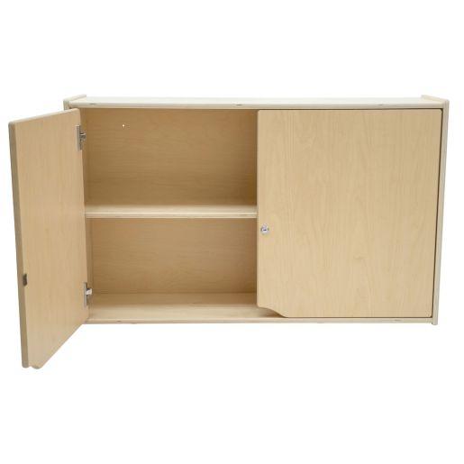Image of Locking Wall Storage Cabinet