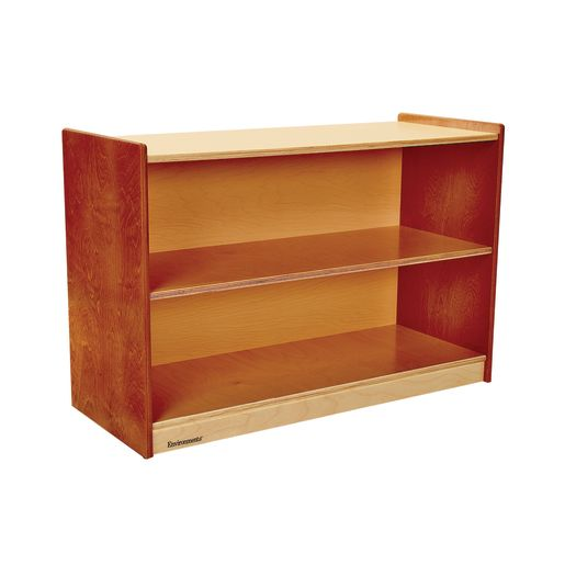 "Environments® 24"" Forest Wood Straight Shelf Forest"