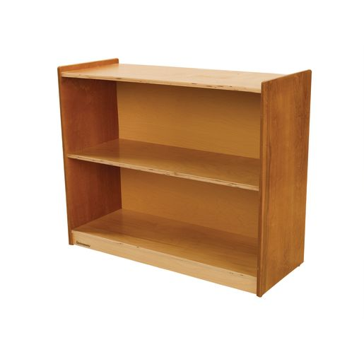 "Environments® 30"" Forest Wood Straight Shelf - Forest"