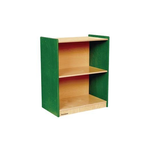 "Environments® 30"" Forest Wood Narrow Shelf - Green"