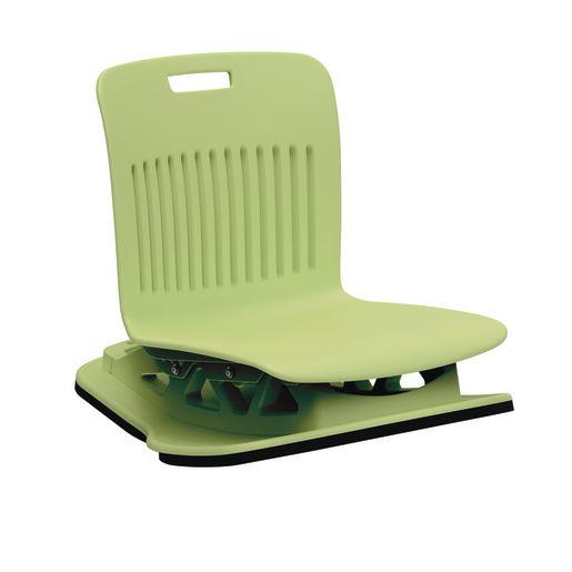 Floor Rocker Seating Green