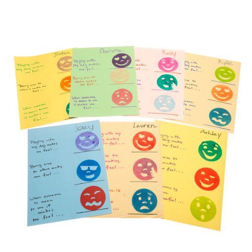 Easy-Grip Emotion Stampers Set of 12_2