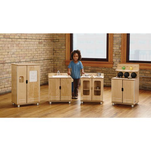 Jonti-Craft® TrueModern® Play Kitchen - 4-Piece Set