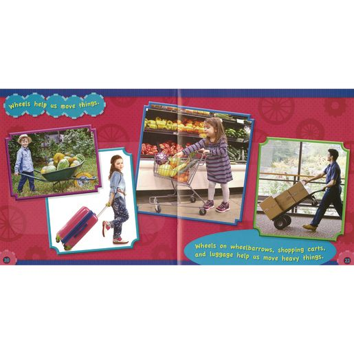 Frog Street STEM Book Set 4 Titles