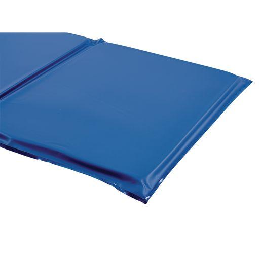 """1"""" Germfree 2-Tone Blue Rest Mat"""