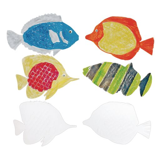 Flying Fish Set of 24_0