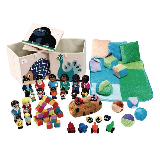 ITERS Relaxation and Comfort Kit - Infants