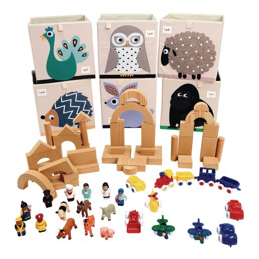ITERS - Toddler Routine Care and Play Kit