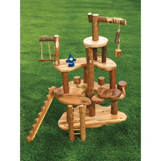 Treehouse Cottage Build & Play