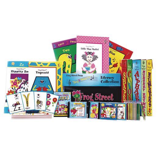 Sing & Read Literacy Nursery Rhyme