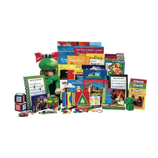 Frog Street Math and Science Bilingual
