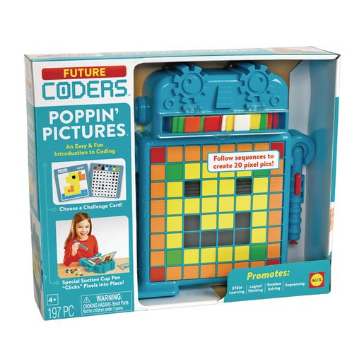 Future Coders™ Poppin' Pictures Coding Activity