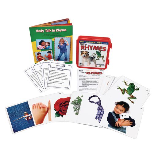 Preschool Family Engagement Kit Rhyming