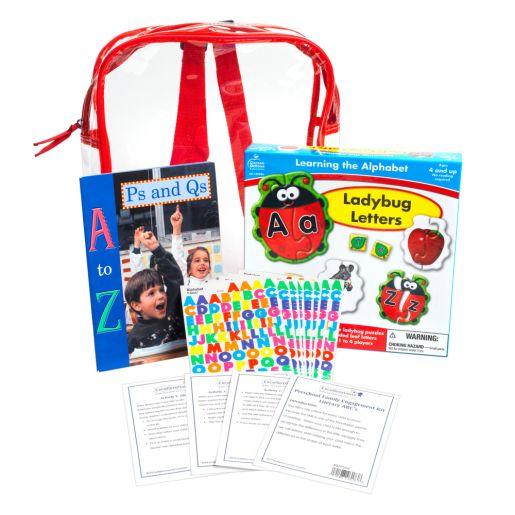 Preschool Family Engagement Kit ABCs