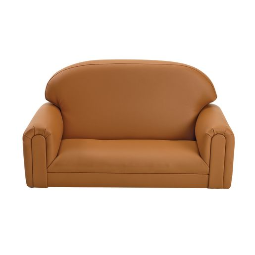 Image of Environments PVC-Free Mini Sofa - Tan