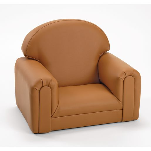 Image of Environments PVC-Free Mini Club Chair - Tan