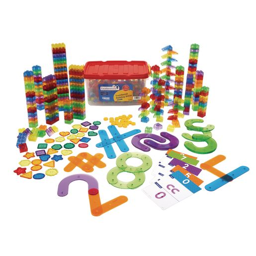 Light Table Math Accesories Kit
