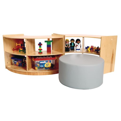 MyPerfectClassroom® Social Seating Set Gray