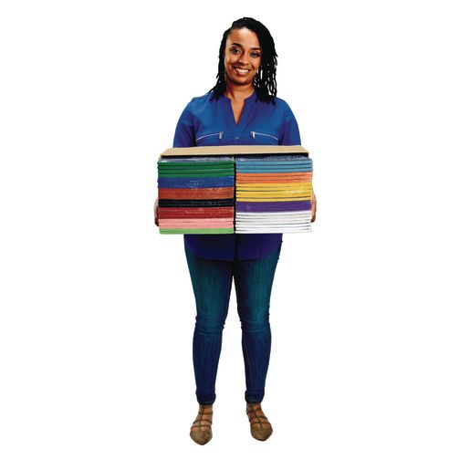 Construction Paper Classroom Pack - 2200 Sheets