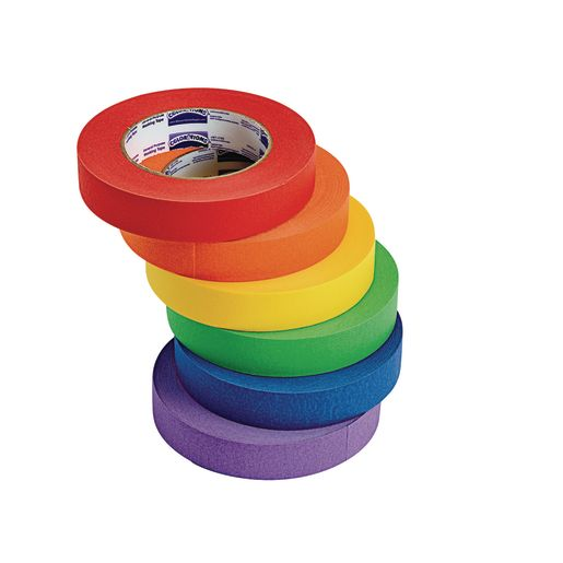 "Colorations® 1"" Colored Masking Tape"