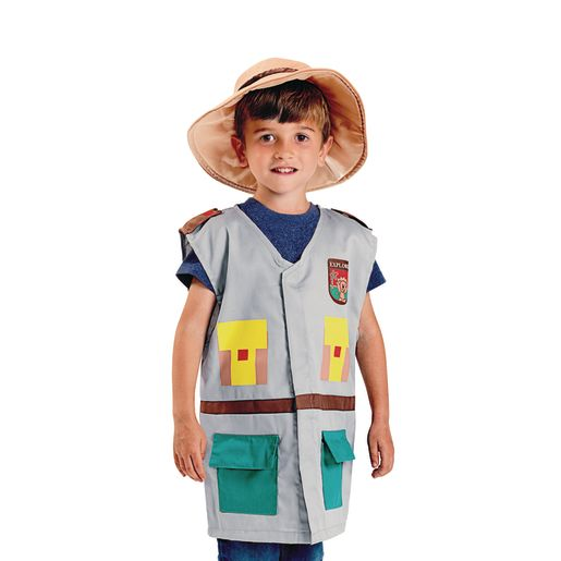 Image of Excellerations Explorer Classic Career Costume