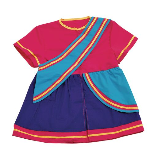 Toddler Traditional Multicultural Clothing Set of 6