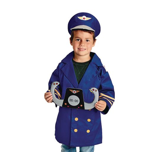 Image of Excellerations Pilot Classic Career Costume